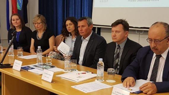 U ŽK Sisak održan seminar Belgija – vaše poslovno odredište u srcu Europe