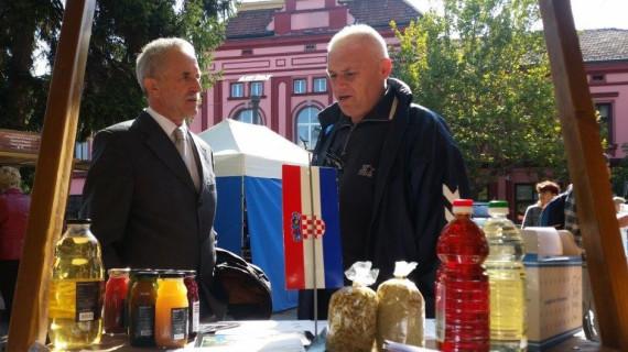 Gospodarstvo Virovitičko-podravske županije na 6. međunarodnom sajmu Zdravo-domaće-prirodno