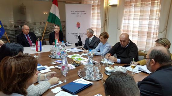Mađari uskoro započinju s gradnjom suvremene cestovne prometnice od Pečuha prema Barcsu