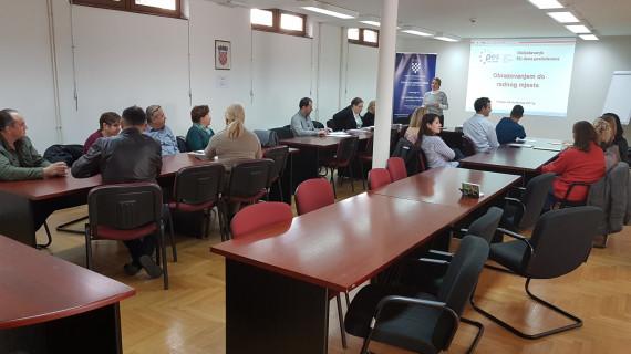 U ŽK Požega održan okrugli stol Obrazovanjem do radnog mjesta