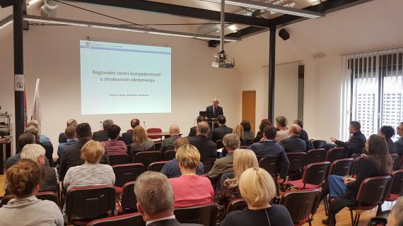 Radni sastanak s temom uređenja strukovnog obrazovanja u Požeško-slavonskoj županiji