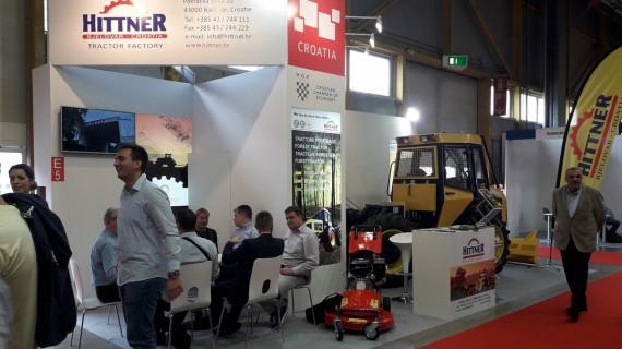 Hrvatske tvrtke na sajmu poljoprivredne mehanizacije EIMA