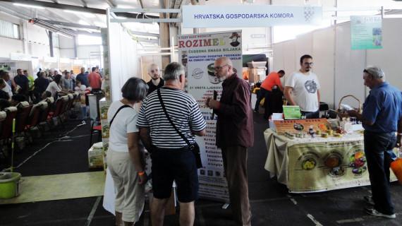 HGK na 26. Jesenskom međunarodnom bjelovarskom sajmu