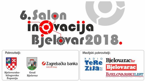 6. Salon inovacija Bjelovar 2018. – poziv na izlaganje