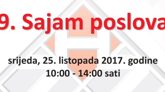 Deveti Sajam poslova u Požeško-slavonskoj županiji