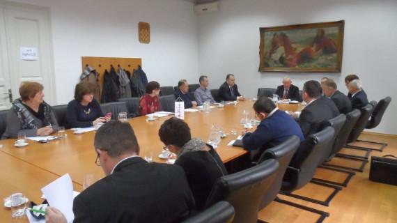 O stanju županijskog gospodarstva na sjednici Gospodarskog vijeća ŽK Sisak