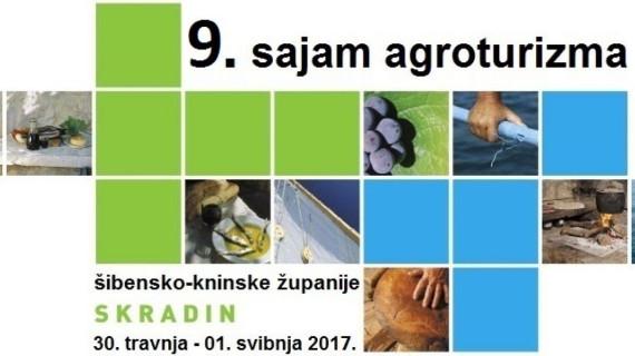 ŽK Šibenik poziva poduzetnike na deveti Sajam agroturizma Šibensko-kninske županije
