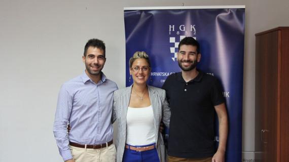 Španjolski inovatori na području akvakulture posjetili ŽK Dubrovnik