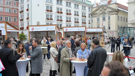 Na bečkom Am Hofu tražila se kapljica više hrvatskih vina