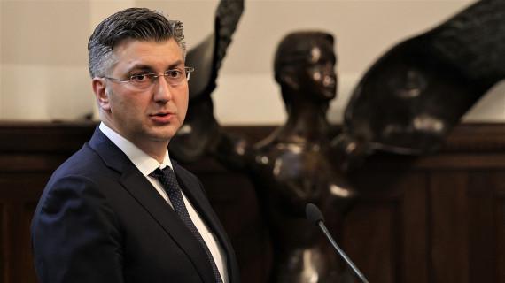 Prime Minister Plenković Announces Inspection Services Unification
