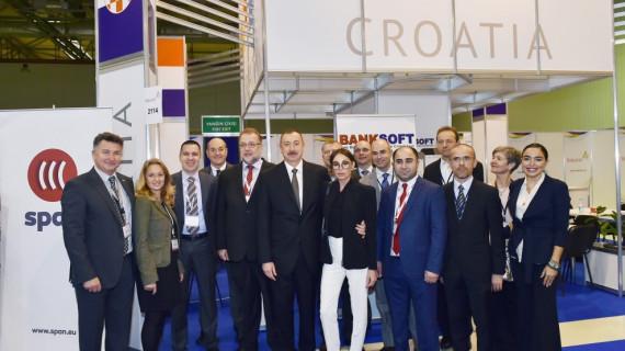 Hrvatske IT tvrtke na sajmu Bakutel u glavnom gradu Azerbajdžana