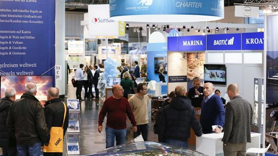 Objedinjeni nastup hrvatske nautičke ponude na 50. jubilarnom sajmu BOOT Düsseldorf