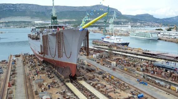 Sjednica Strukovne grupacije brodogradnje, strojogradnje i metaloprerađivačke industrije