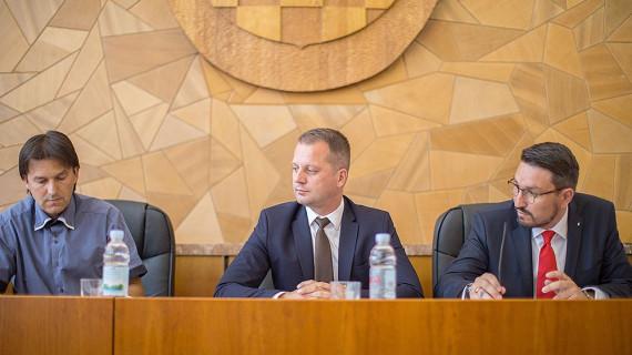 Održana prezentacija u sklopu projekta Analiza izvedivosti na prometnom pravcu Čvor Sveta Helena – Vrbovec 2 – Bjelovar – Virovitica – granica Republike Mađarske