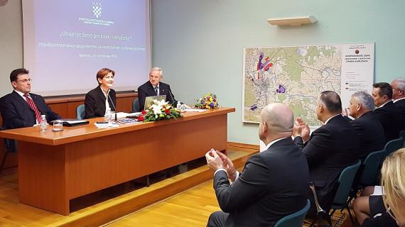 HGK u Karlovcu organizirala prvi okrugli stol s ministricom Dalić i prijedlozima poduzetnika za unaprjeđenje poslovnog okruženja
