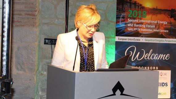 Potpredsjednica HGK: Hrvatske tvrtke mogu ponuditi svoju stručnost prikaspijskim proizvođačima nafte i plina