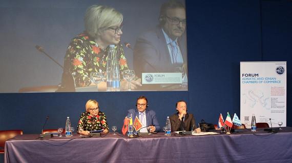 Split ponovno predsjeda Forumom jadransko-jonskih gospodarskih komora
