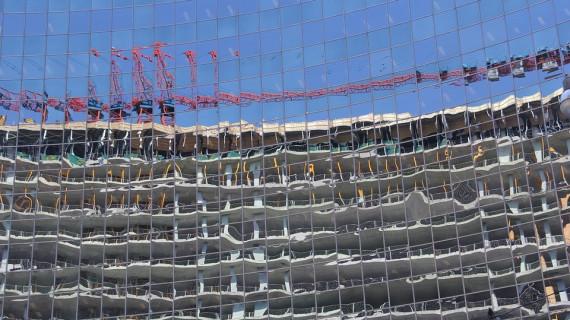 Kontinuiran rast obujma građevinskih radova