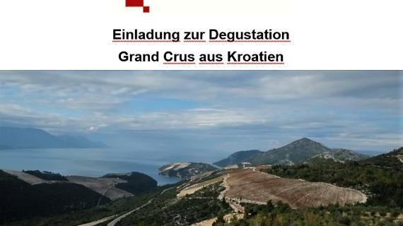 Promocije hrvatskih vina u Švicarskoj
