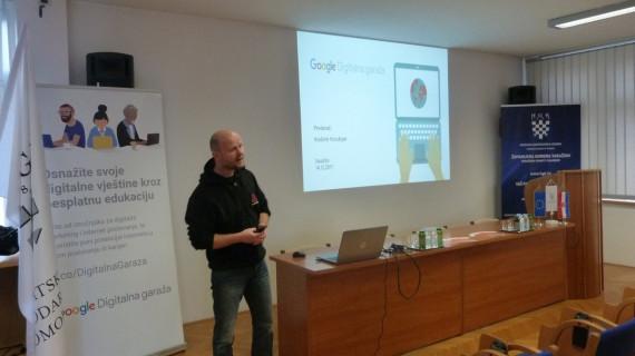 U ŽK Varaždin održana besplatna edukaciju o digitalnim alatima