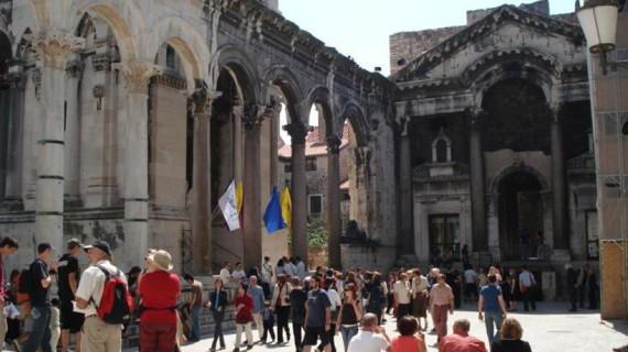 Sekcija Zajednice obiteljskog turizma organizira edukaciju Gradski život Splita nakon Dioklecijana