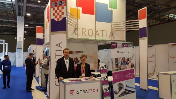 Pulska tvrtka Istra Tech sudjelovala na sajmu u Azerbajdžanu