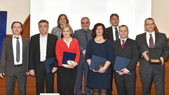 HGK Županijska komora Split dodijelila priznanja najboljima u 2016. godini