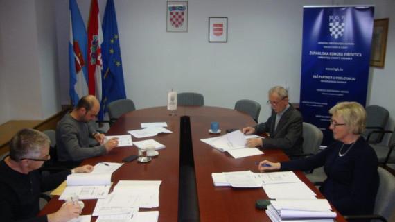 Održana sjednica Povjerenstva za usklađivanje voznih redova županijskih linija