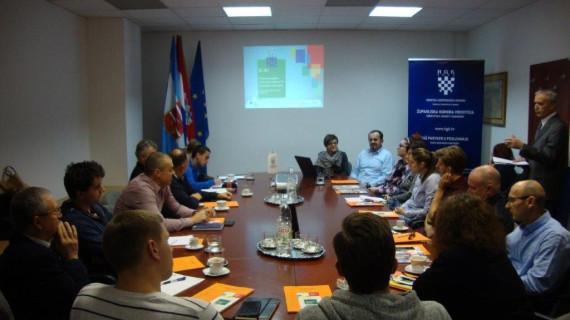 U ŽK Virovitica održana radionica Povećanje energetske učinkovitosti i korištenja obnovljivih izvora energije u proizvodnim industrijama