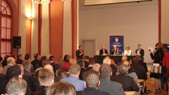 Gospodarski skup Hrvatsko gospodarstvo – potencijali i realnost