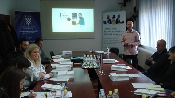 U Čakovcu održana interaktivna radionica Digitalna garaža