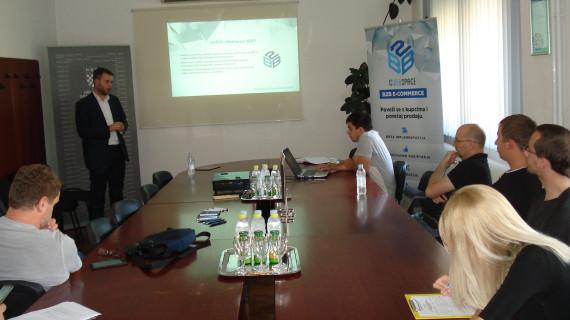 Održano predstavljanje softverske aplikacije cWebSpace B2B e-Commerce za bržu i lakšu prodaju