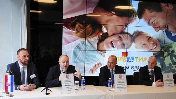 HTZ, Veleposlanstvo RH i HGK u Ruskoj Federaciji otvorili sezonu promocije Hrvatske kao turističke destinacije