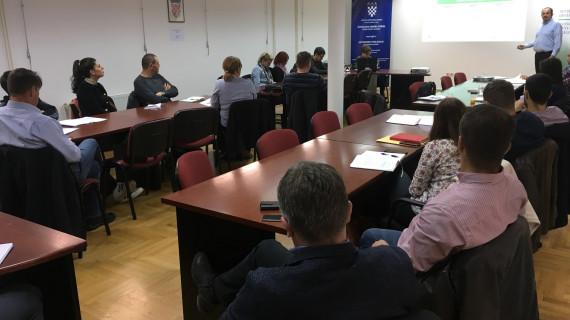 Održana radionica o bespovratnim sredstvima za povećanje energetske učinkovitosti u proizvodnim industrijama