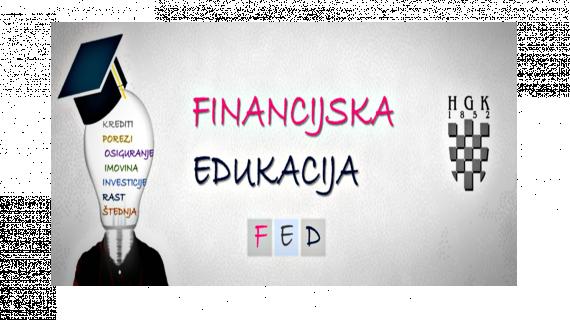 Financijska edukacija FED - HGK