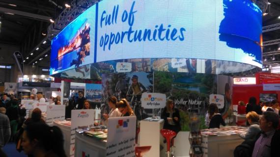 Uspješno predstavljanje Hrvatske na turističkom sajmu Ferienmesse u Beču