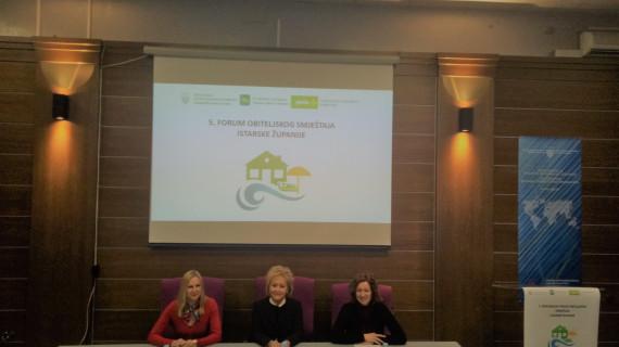 Konferencijom za medije najavljen 5. Regionalni forum obiteljskog smještaja Istarske županije