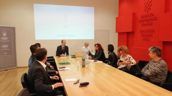 Dalibor Brnos izabran za predsjednika Strukovne grupe trgovine HGK – ŽK Pula