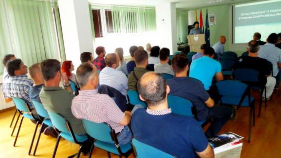 Održana predavanja za inženjere geodezije u ŽK Bjelovar
