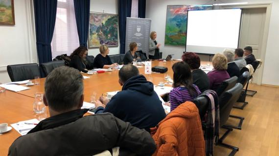 U ŽK Sisak održano predavanje Kako do certifikata GlobalGAP
