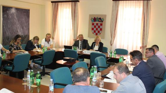 Konstituirajuća sjednica Gospodarskog vijeća ŽK Vukovar