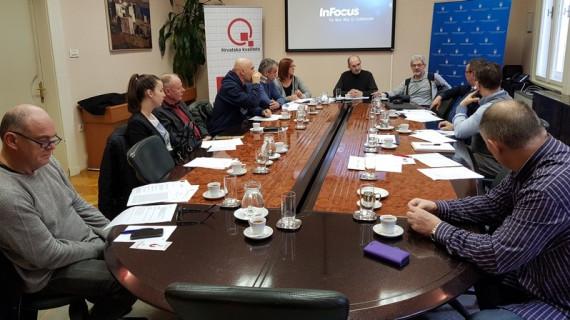 Sjednica Strukovne skupine dizajnera, grafičara i nakladnika HGK ŽK Rijeka