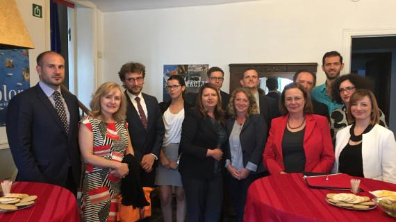 Sastanak Hrvatske poslovne mreže: Predsjedanje Vijećem EU bit će izvrsna prilika za promidžbu hrvatskoga gospodarstva