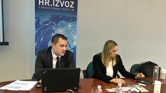 ŽK Slavonski Brod: Održan seminar o internacionalizaciji poslovanja malih i srednjih poduzetnika