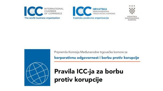 Pravila ICC-ja za borbu protiv korupcije