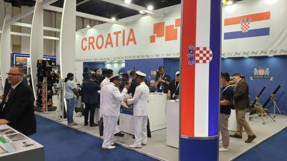Hrvatske tvrtke na najvećem sajmu vojne industrije