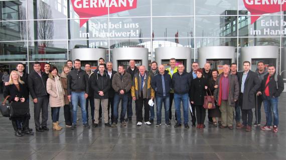 Hrvatske građevinske tvrtke na najvećem sajmu obrtnih zanimanja – IHM München