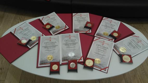 Šest zlatnih i dvije srebrne medalje na Novosadskom sajmu za proizvode iz Ličko-senjske županije