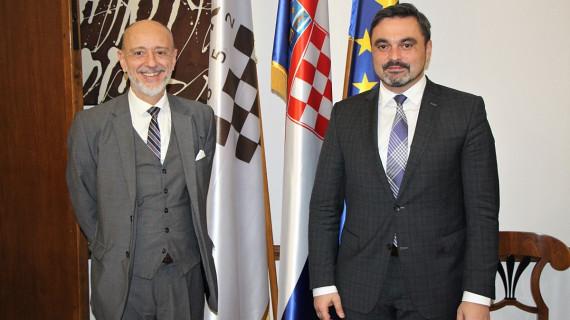 Potpredsjednik HGK i veleposlanik Argentine planiraju širenje gospodarske suradnje