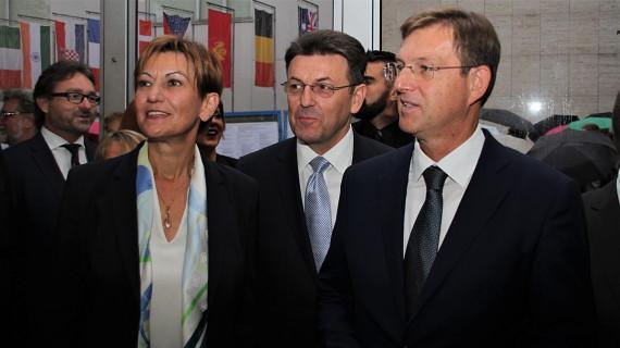 Ministrica Dalić: Gospodarska suradnja sa Slovenijom sve jača